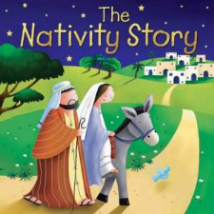 Children's Nativity Book RRP £6.99